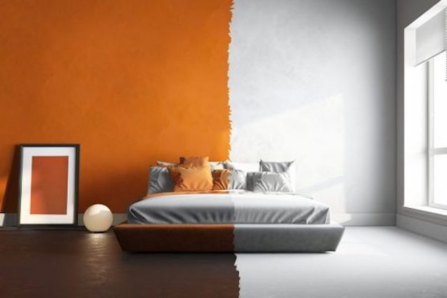 Interior decorating how to pick a perfect paint color - How to pick a paint color for a bedroom ...