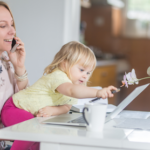 6 Ways Stay-at-Home Moms Can Earn a Salary From the Comfort of Their Homes