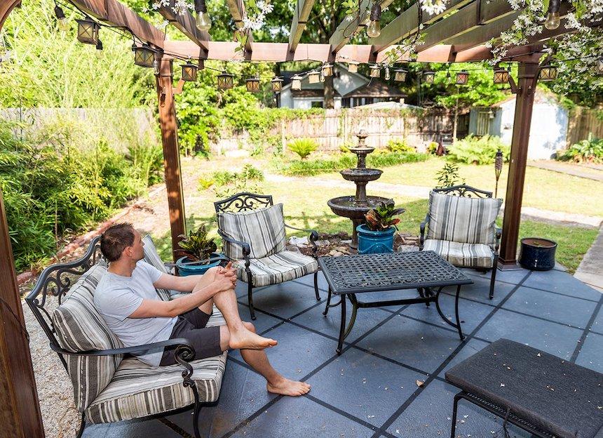 water-fountain-yard-backyard-anne-cohen-writes-design
