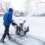 Snow Blower Safety Tips – What Type of Land a Snow Blower Can Be Used On