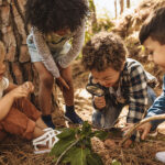 5 Ways To Encourage Your Kids To Get Outside This Spring